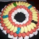 Gateau aux bonbons