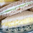 British club sandwich