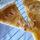 La tarte fine aux pommes d'Anne