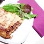 Lasagnes bolognaise rapide