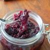 Chutney de chou rouge aux fruits des bois & piment d'Espelette