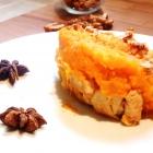 Parmentier anisé à la patate douce et au poulet