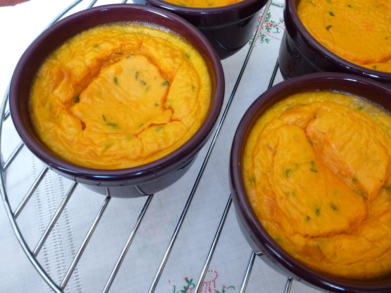 flan de patate douce au curry jaune un grain de flolie. Black Bedroom Furniture Sets. Home Design Ideas