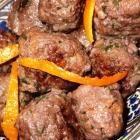 Boulettes de viande saveurs du soleil