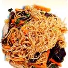 Mi goreng...noodles from Bali!