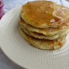 Pancakes à l'ancienne de Martha Stewart