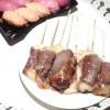 Yakitori au fromage maison