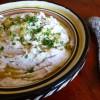 Rillettes poulet à la ricotta et au citron confit